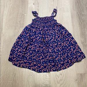 Carter's Toddler Girl Smocked Dress 4t